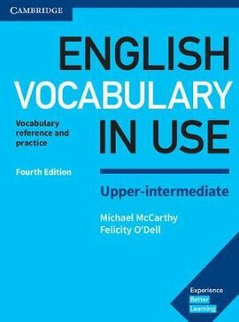 English Vocabulary in Use Upper-Intermediate Book with Answers : Vocabulary Reference and Practice - фото книги