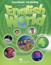 English World 4. Pupil's Book (книга студента) - фото обкладинки книги
