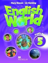 English World 5 Pupil's Book (книга студента) - фото обкладинки книги