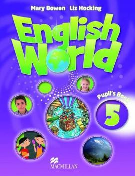 English World 5 Pupil's Book (книга студента) - фото книги