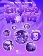 English World 5: Workbook (робочий зошит) - фото обкладинки книги