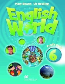 English World 6 Pupil's Book (книга студента) - фото книги