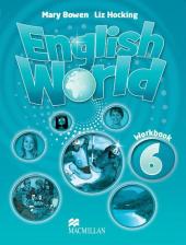 English World 6 Workbook (робочий зошит) - фото обкладинки книги
