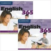 English365 2 Audio CD Set (2 CDs) - фото обкладинки книги