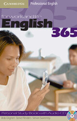 Посібник English365 2 Personal Study Book with Audio CD