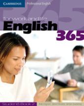 English365 2 Student's Book - фото обкладинки книги