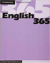 English365 2 Teacher's Guide - фото обкладинки книги