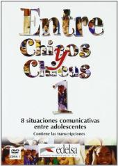 Entre chicos y chicas 1 - DVD zona 1 - фото обкладинки книги