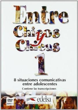 Entre chicos y chicas 1 - DVD zona 1 - фото книги