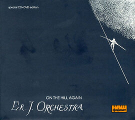 Er. J. Orchestra. On the Hill Again (special CD+DVD edition) - фото книги