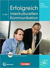 Erfolgreich in der interkulturellen Kommunikation. Kursbuch mit CD&DVD - фото обкладинки книги