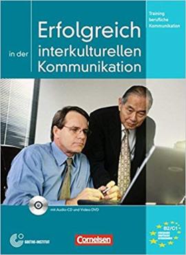 Erfolgreich in der interkulturellen Kommunikation. Kursbuch mit CD&DVD - фото книги