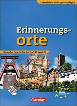 Erinnerungsorte + CD - фото книги