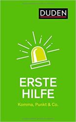 Erste Hilfe – Komma, Punkt & Co - фото обкладинки книги