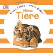 Erste Reime - erste Bilder: Tiere - фото обкладинки книги