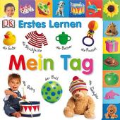 Erstes Lernen. Erstes Lernen Mein Tag - фото обкладинки книги
