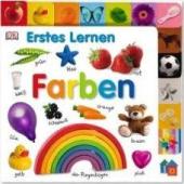 Erstes Lernen. Farben - фото обкладинки книги