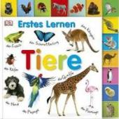 Erstes Lernen. Tiere - фото обкладинки книги