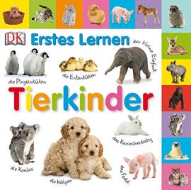 Erstes Lernen. Tierkinder - фото книги