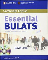 Аудіодиск Essential BULATS Student's Book with Audio CD and CD-ROM