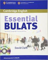 Аудіодиск Essential BULATS Student's Book with Audio CD and CD-ROM