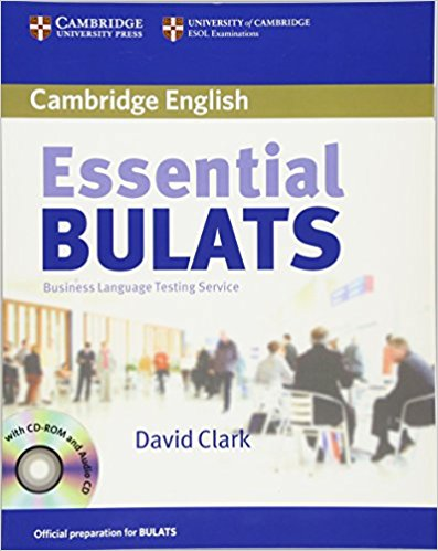 Підручник Essential BULATS Student's Book with Audio CD and CD-ROM