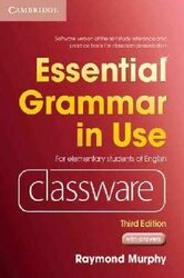 Essential Grammar in Use Elementary Level Classware DVD-ROM with answers - фото обкладинки книги