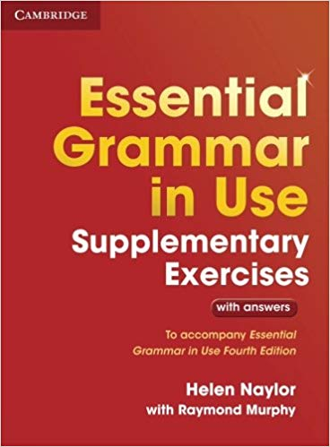Посібник Essential Grammar in Use Supplementary Exercises To Accompany Essential Grammar in Use Fourth Edition
