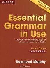 Essential Grammar in Use without Answers A Reference and Practice Book for Elementary Learners of English - фото обкладинки книги