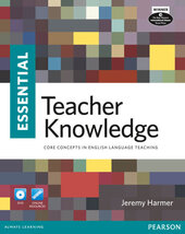 Essential Teacher Knowledge Book and DVD Pack - фото обкладинки книги
