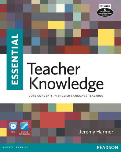 Посібник Essential Teacher Knowledge Book and DVD Pack
