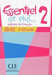 Essentiel et plus : Cahier d'exercices 2 - фото обкладинки книги