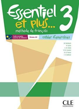 Essentiel et plus : Cahier d'exercices 3 - фото книги