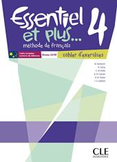 Essentiel еt Plus : Guide Pedagogique 4 & CD-Audio - фото обкладинки книги