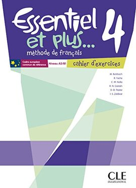 Essentiel еt Plus : Guide Pedagogique 4 & CD-Audio - фото книги