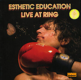 Esthetic Education. Live At Ring - фото книги