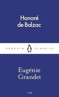 Eugenie Grandet - фото книги