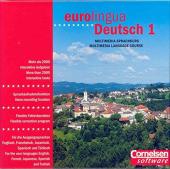 Підручник Eurolingua 1 CD-ROM