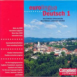 Аудіодиск Eurolingua 1 CD-ROM