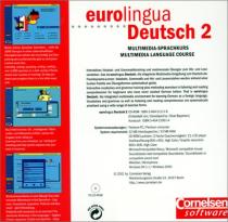Підручник Eurolingua 2 CD-ROM