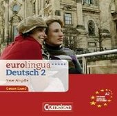 Eurolingua 2 Teil 1 (1-8) CD A1 - фото обкладинки книги