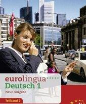 Eurolingua 2 Teil 1 (9-16) CD A1 - фото обкладинки книги