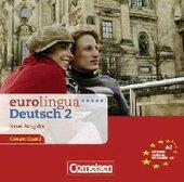 Eurolingua 2 Teil 2 (9-16) CD A1 - фото обкладинки книги