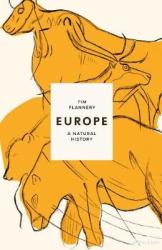 Europe : The First 100 Million Years - фото обкладинки книги