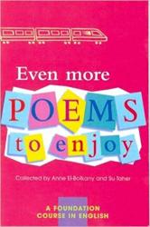 Even More Poems to Enjoy - фото обкладинки книги