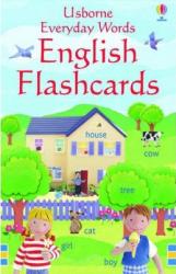 Everyday Words in English. Flashcards - фото обкладинки книги