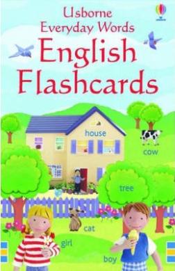 Everyday Words in English. Flashcards - фото книги