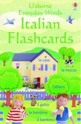 Everyday Words in Italian. Flashcards - фото обкладинки книги