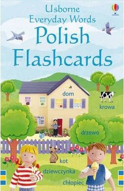 Everyday Words in Polish. Flashcards - фото книги