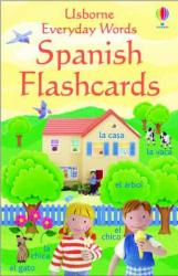 Everyday Words in Spanish. Flashcards - фото обкладинки книги